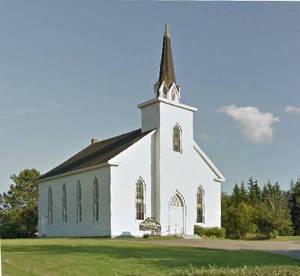 St Columba Presbyterian Church